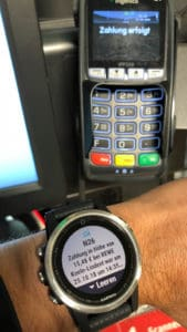 NFC on Smartwatches