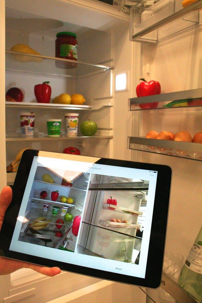 The List of Most Common Features in a Smart Refrigerator