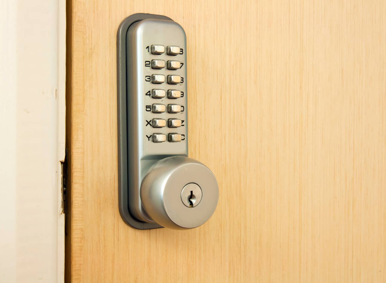 keyless door locks pros and cons