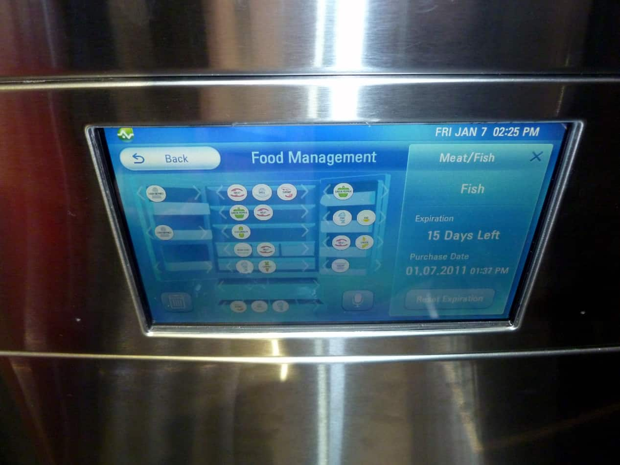 what are the benefits of a smart refrigerator