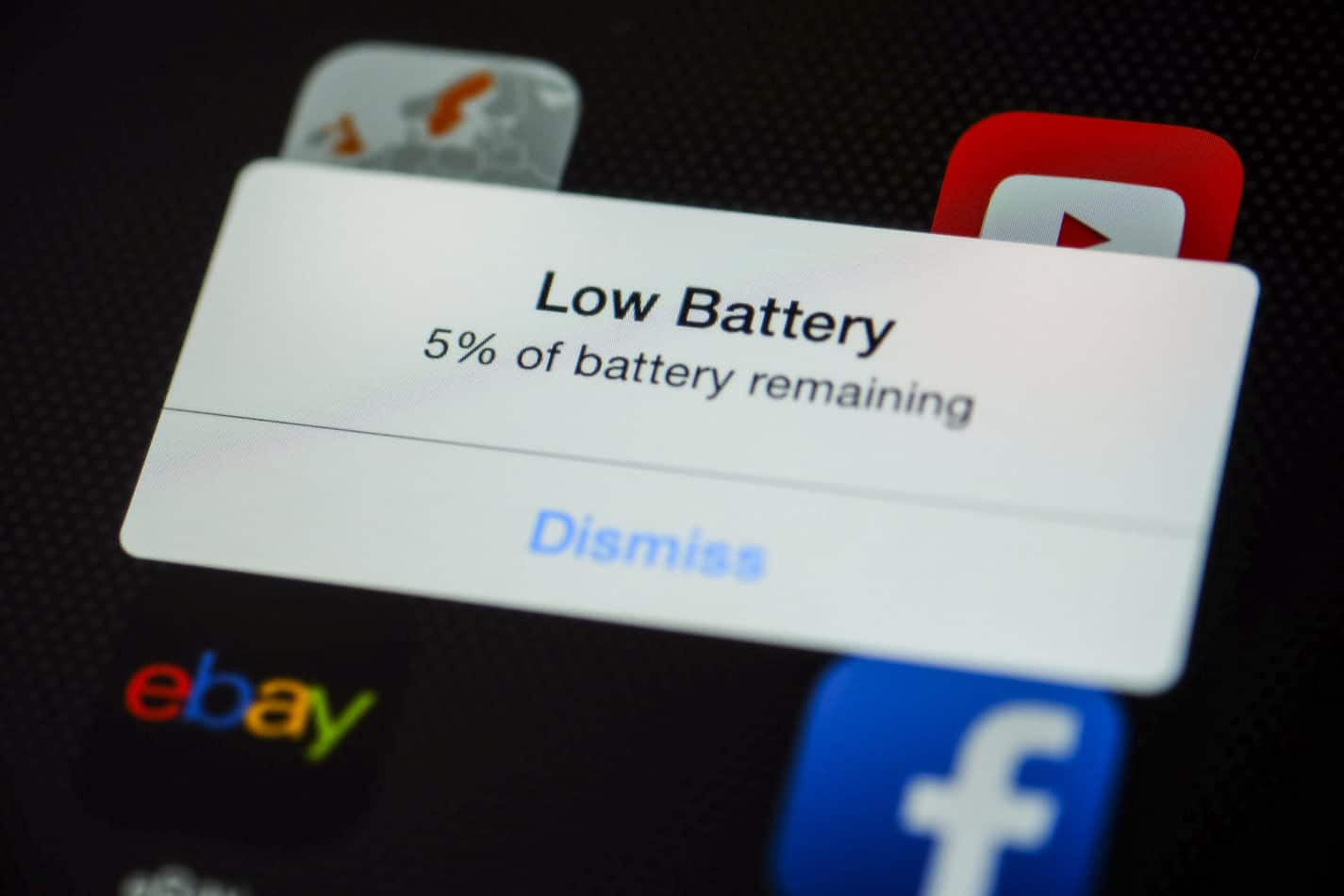 how to restore smartphone battery life