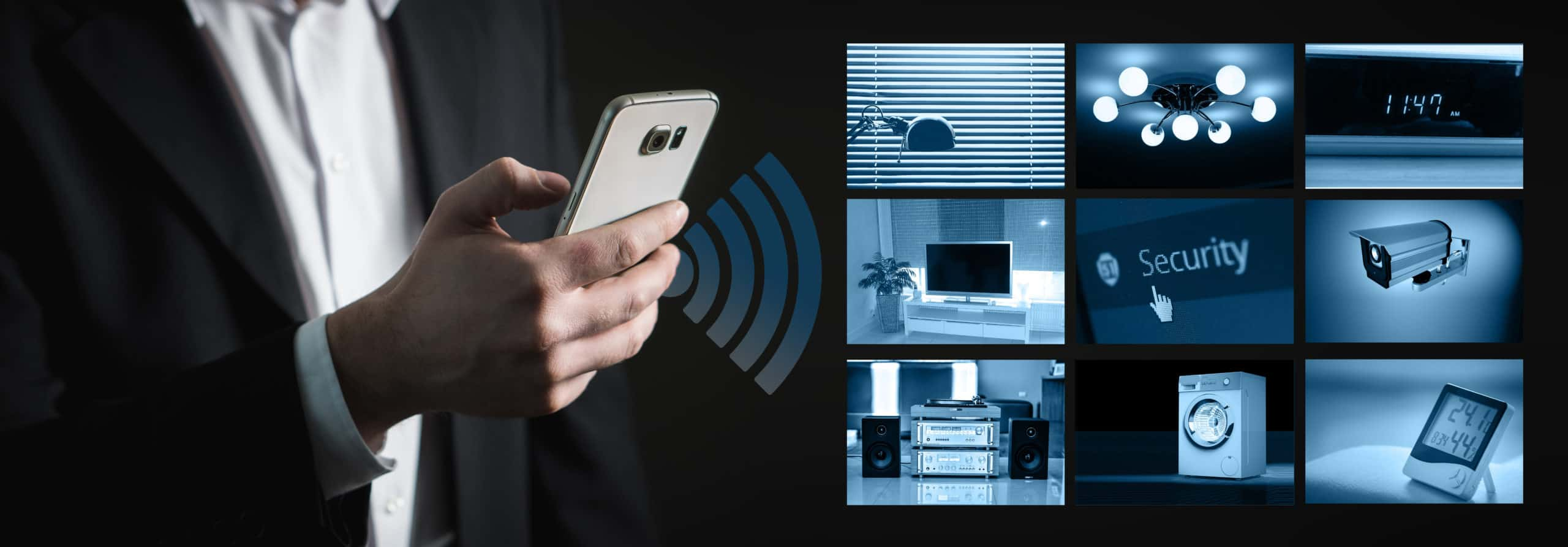 what problems do smart homes solve