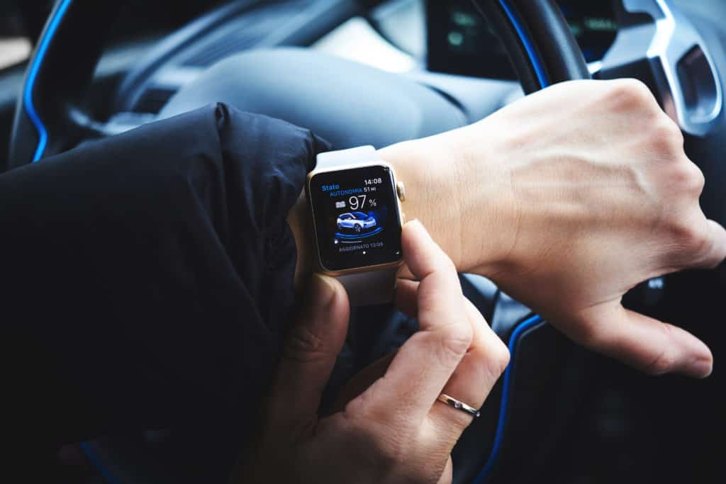 Connect the Watch Directly to Your Car