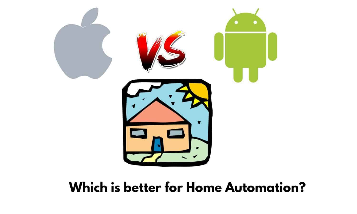 Should I Buy an iPhone Or an Android for Smart Home Automation