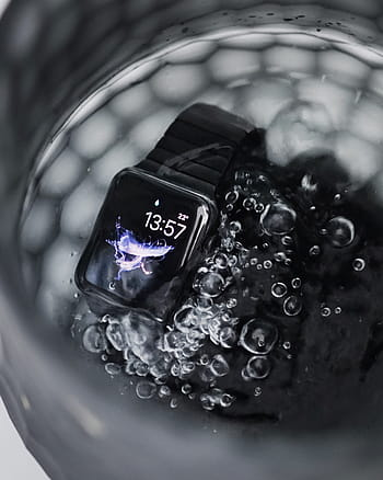 Use the Apple Watch Under Water
