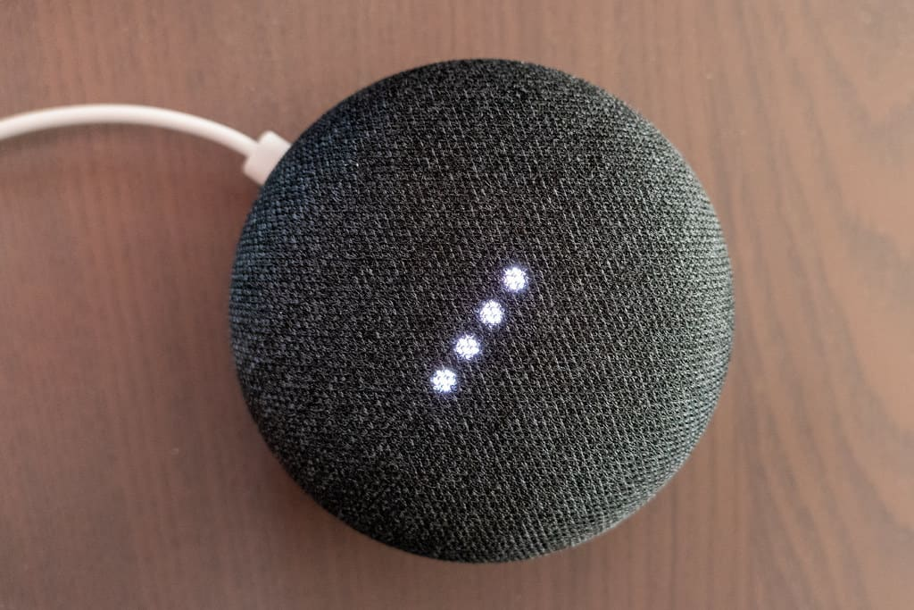 Why Is My Google Home Blinking Red, White, Blue, Orange or Multi-Colored
